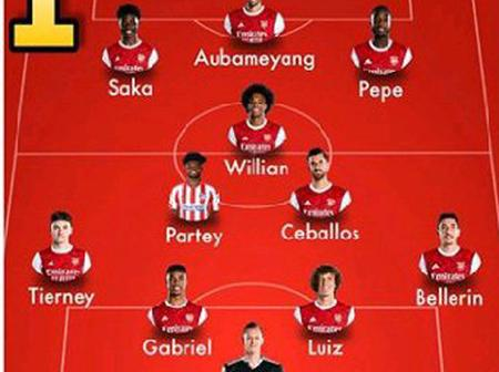 Opinion: Arsenal Will Not Win Leicester City Unless Arteta Use This Formation And Team Selection