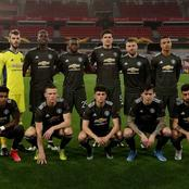 Manchester United will be without 3 first team Reds for Thursday Europa League quarter-final clash.