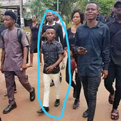 12 Months After Winning SUG Elections Against All Odds, See Recent PHOTOS of Shortest SUG President