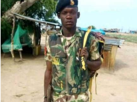 Young Nigerian Soldier To Die By Firing Squad, Check Out The Offence He Committed And Why He Did It