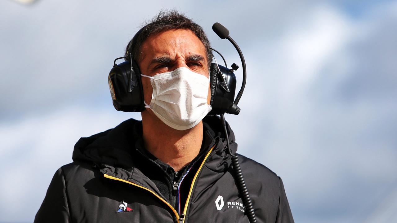 Renault : nomme Laurent Rossi à la tête d'Alpine, Cyril Abiteboul quitte le groupe