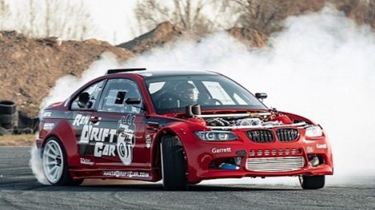 Drift Cars: Built Like a Tank, 940 WHP, 2JZ-Swapped BMW Aims for Domination!