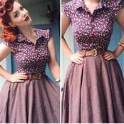 Checkout Some Of The Best Vintage Styles For Ladies