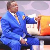 Francis Atwoli Talks About the Reason as to Why Donald Trump Never Won the US Elections
