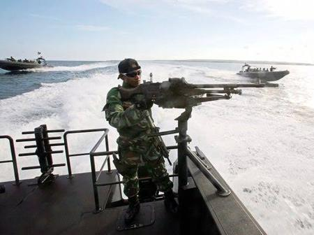 Unarmed Filipino News Crew Pursued Out of Disputed Waters By Armed Chinese Warships