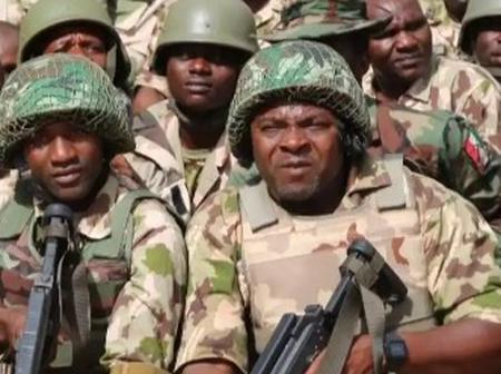 Nigerian Army Has Revealed Why They Launched Air Strikes On Akwa Ibom Community