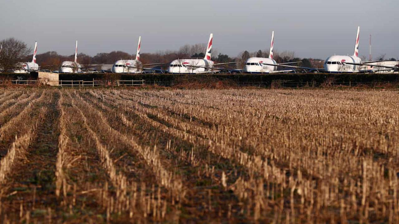 Covid plan for England: trips abroad could be permitted from May