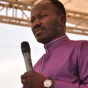 Apostle Johnson Suleman reveals what will take place in your life in this new week