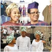 Meet Tope Alabi's Lovely Husband, 2 Beautiful Daughters And Only Son (Photos)