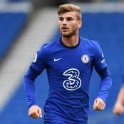 Chelsea Striker Werner Finally Reveals What He Will Do To Become Goal scoring Machine In PL