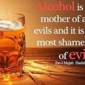 The reason why Alcohol is forbidden in Islam