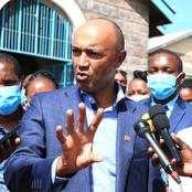Bad News for Peter Kenneth as Mount Kenya Politicians, Elders Make This Move