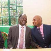 DP Ruto Ally Moses Kuria Says This After ODM Cancels Kibra Rally
