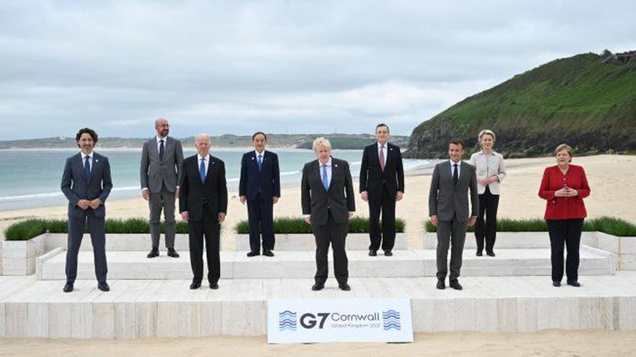 Government denies G7 summit behind Covid-19 spike in Cornwall