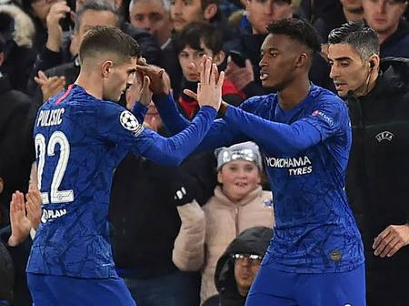 End Of The Road For Christian Pulisic And Hudson Odoi As Chelsea Target Juventus Goalscoring Machine
