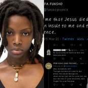 Telling Me That Jesus Died For Me Is An Insult to Me And To My Intelligence —Ifa Funsho