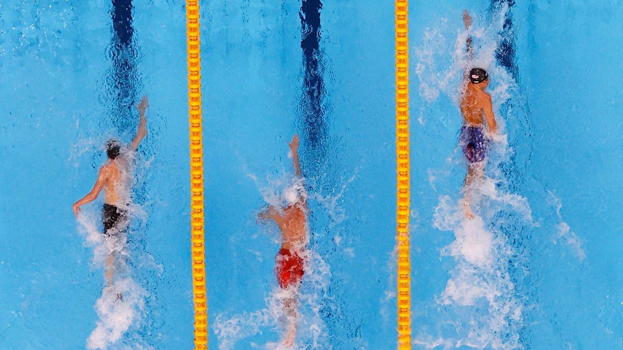 Florian Wellbrock erschwimmt die Bronze-Medaille