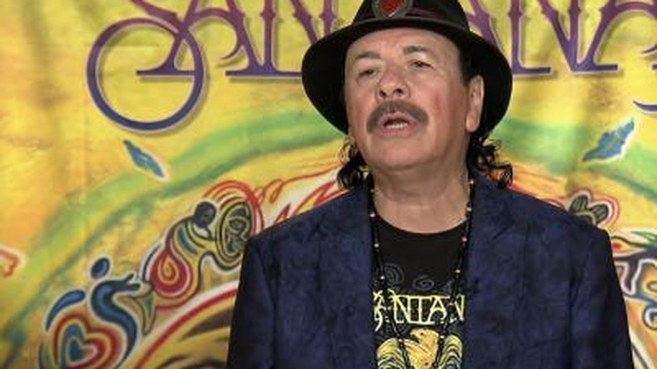 Legendary guitarist Carlos Santana schedules Tuscaloosa concert