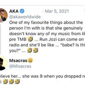 Fans throw AKA under the bus for allegedly doing this for fame