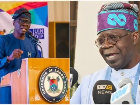 Tinubu Reacts to Sanwo-Olu's Plan to Abolish Pension For Former Governors