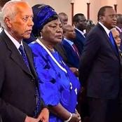 Meet President Uhuru Kenyatta's Elder Brother Peter Magana Kenyatta Who Lives In The United Kingdom