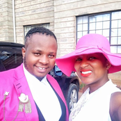 Elated Shanice, Wife To DK Kwenye Beat Marks Her Birthday In Style, Says She's Blessed To Be A Mum.
