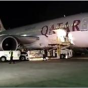 Hilarious Reactions From Kenyans Online When The COVID-19 Vaccines Arrived At JKIA
