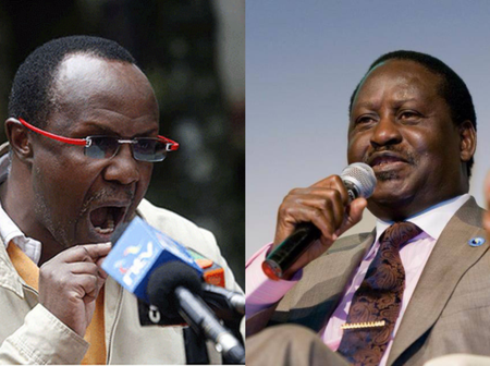 """""""Uhuru's End Game To Succed Himself"""" David Ndii Give His Views About Politics And Coruption In Kenya"""