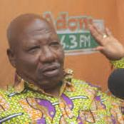 There Is Nothing Like 'Dumsor'. I Can't See It. - Allotey Jacobs Boldly Defends Akufo Addo.