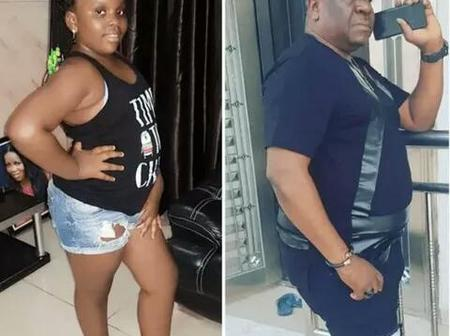 This Beautiful 8 Years Old Daughter Of Mr Ibu Becomes The Talk Of The Internet (See Photos)