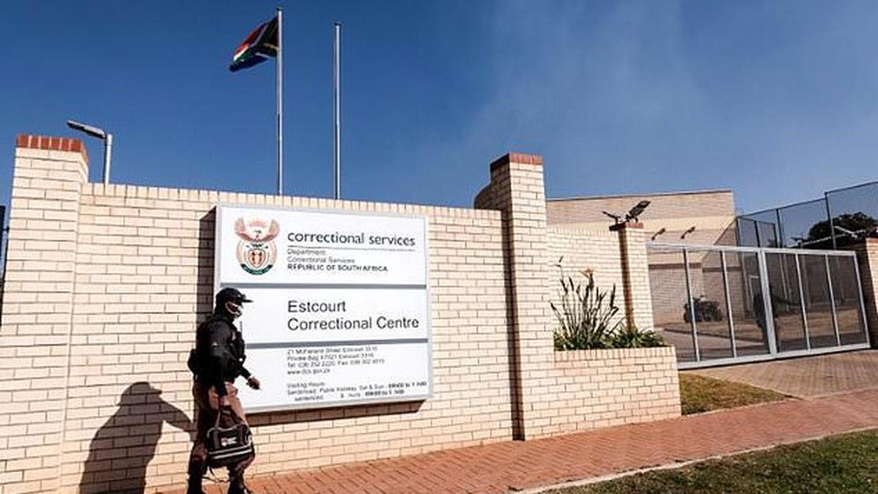 Factfile: Inside the jail housing S. Africa's Zuma