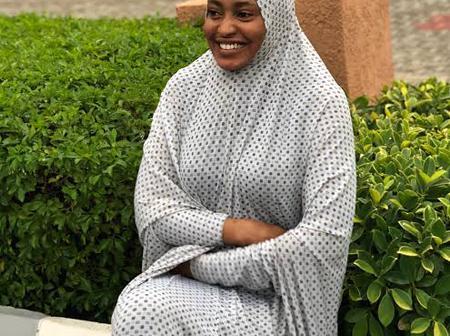 Photos Of Fati Washa, Rahma Sadau, Hadiza, Nafisa And Other Actresses Wearing Hijab