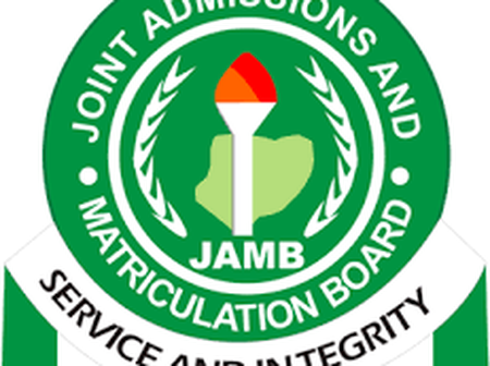 JAMB Announces Date For Commencement of Sales Of 2021 UTME/DE Forms.