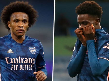Bukayo Saka and Willian injury update