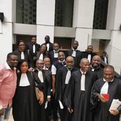 Justice :  voici le message émouvant de Yode et Siro à l'endroit de leurs 26 avocats