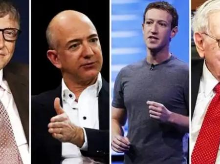 Bill Gates Is Not The Richest Person In The World. Check Out Who The Richest Person Is.