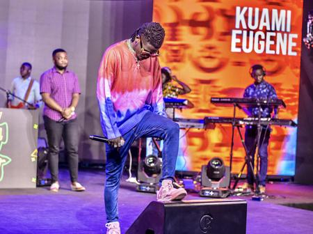 BURNING ISSUE! Ghanaians Attack Kuami Eugene After He Posted A Reply To Declare His Stand With Guru
