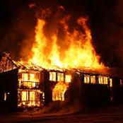 Panic In Kisii As Unknown People Burn 5 Churches In One Week