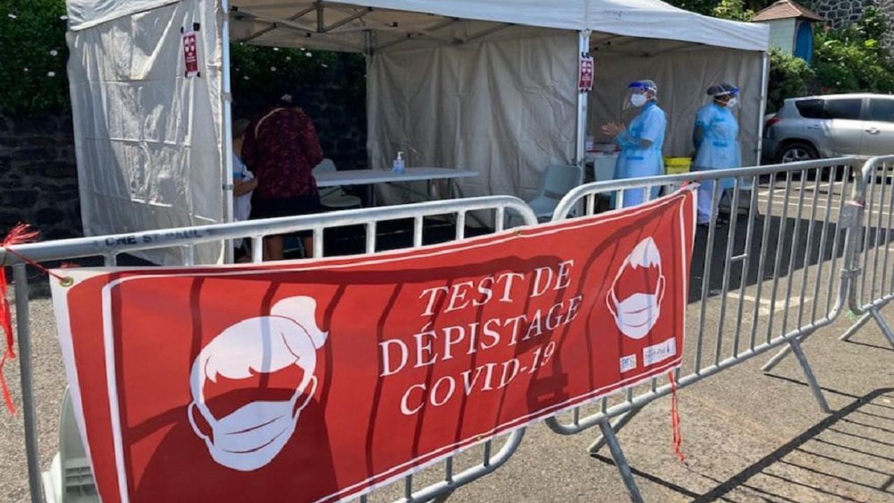 Covid-19 : une opération de démonstration et de dépistage par autotest ce vendredi à St-Paul