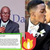 """""""You Keep Witches Camps Open, But Shut Down LGBTQ Office That Is Victimising No One""""- Kwasi Prempeh"""