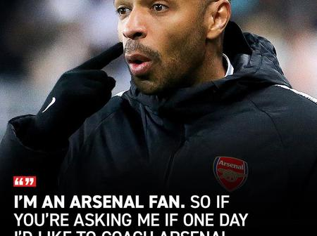 Would You Allow Thierry Henry To Be Arteta's Successor At Arsenal?