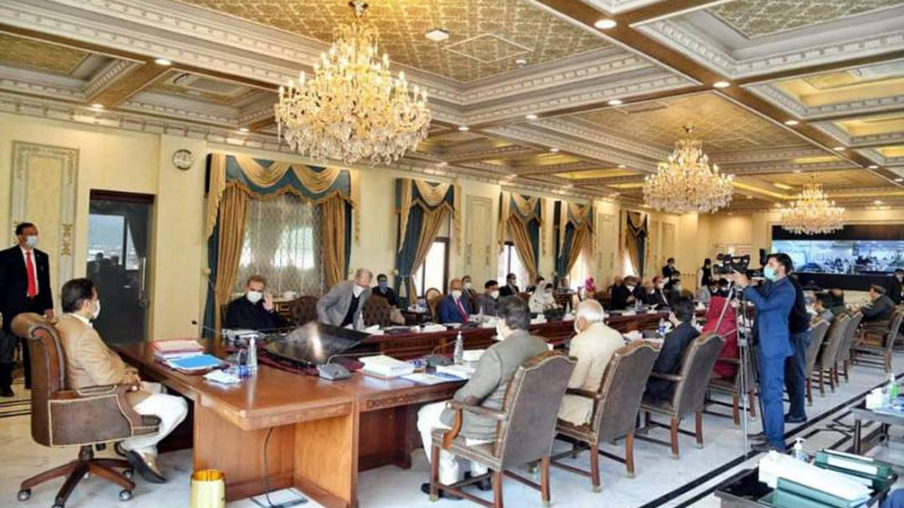PM Imran Khan chairs important meeting of federal cabinet