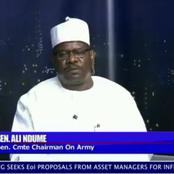 Commend And Urge President Buhari To Do More On Tackling Insecurity- Senator Ali Ndume