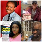 Sad:See The Last Birthday Chisom Celebrated Before She Was Admitted In To A Hospital In South Africa