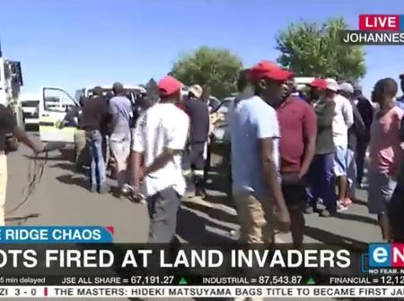 Rabie Ridge chaos: community protests through the night