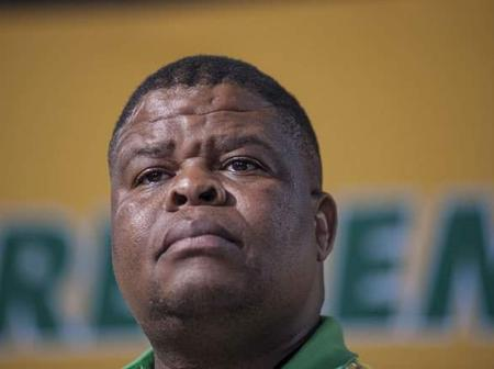 OPINION: David Mahlobo Must Also Step Aside or be Fired