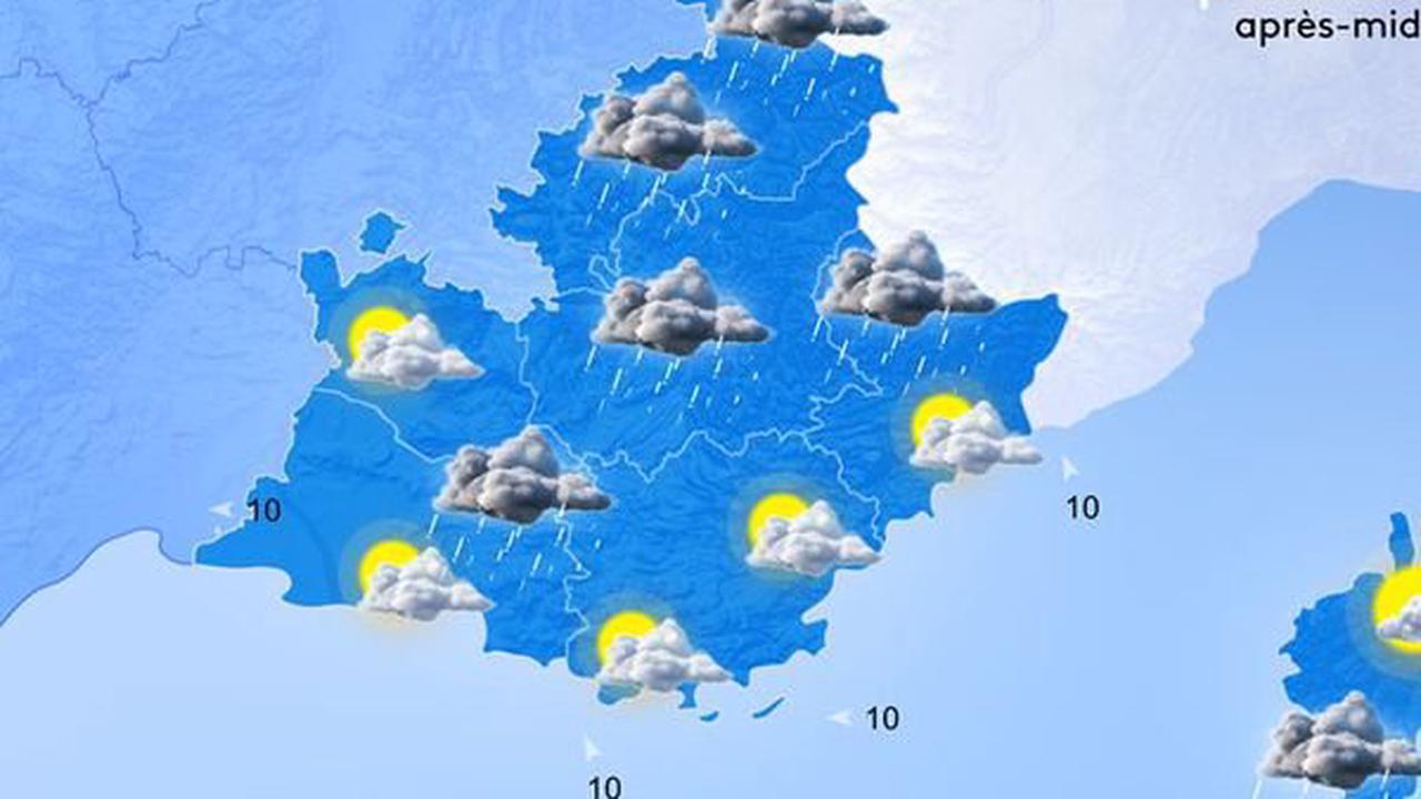 La douceur demeure malgré un ciel grisonnant ce jeudi dans le Var