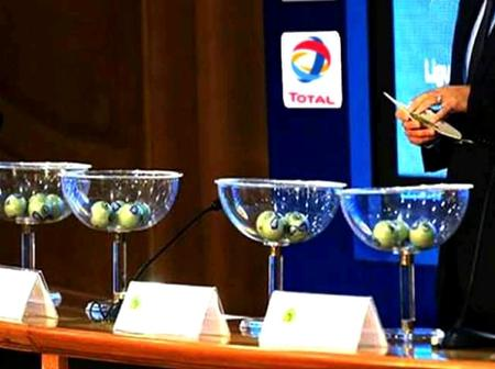 Revealed: CAF Champions League Cup Draw