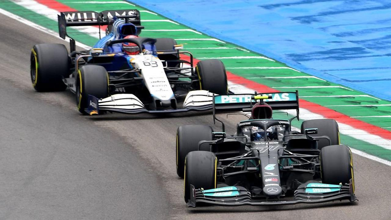 George Russell & Valtteri Bottas: Williams boss open to switch