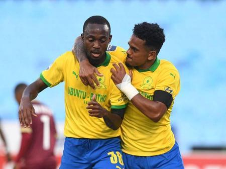 Mamelodi Sundowns aim to break Kaizer Chiefs long standing record.